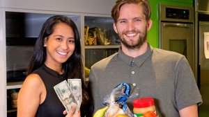 How Two Friends Spent $25 on Groceries for One Week