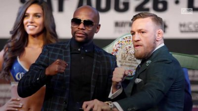 Is Mayweather vs. Mcgregor The Richest Fight Of All Time?