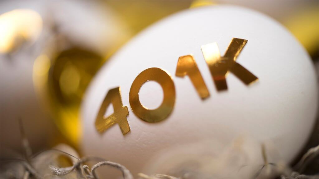 401k stock options