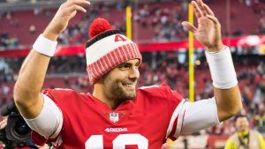 Jimmy Garoppolo Now Highest-Paid NFL Player