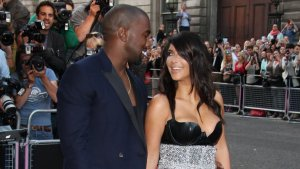 Kanye West Bought Kim Kardashian Stock for Christmas