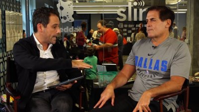 Mark Cuban Says He's Considering Running for President in 2020