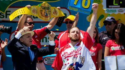 Nathan's Hot Dog Eating Contest 2017 Prize Money Payout