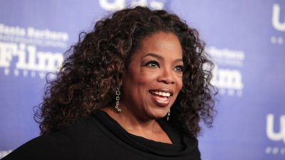 Oprah Loves Her New Barbie Doll Because she Couldn't Afford One as a Child