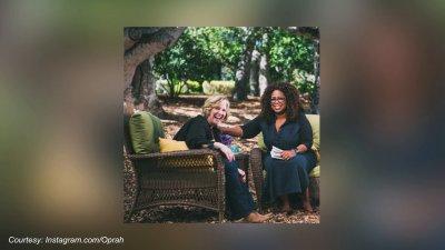Oprah Winfrey Lands a New Gig