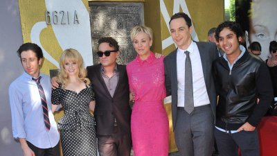 'Big Bang Theory' Dominates List of Highest-Paid TV Actors