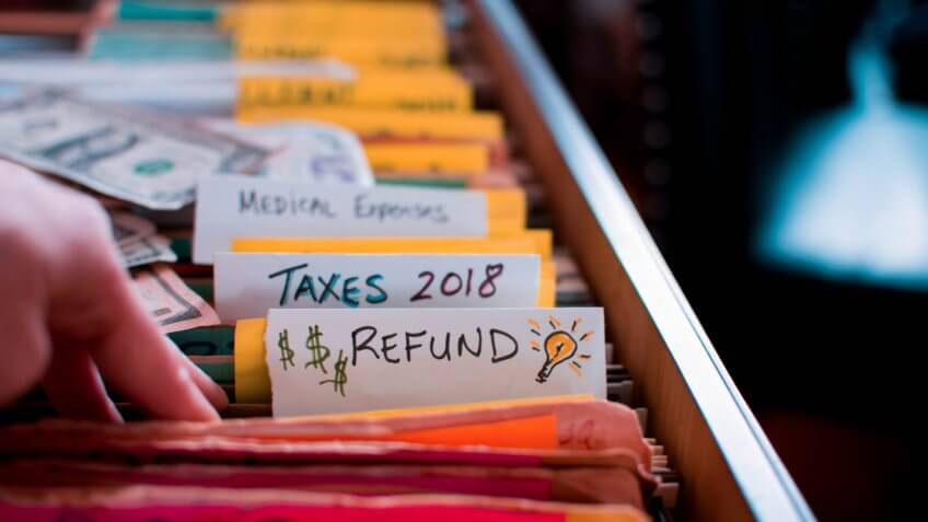 5 Easy Steps to Turn Your Tax Return Into an Investment