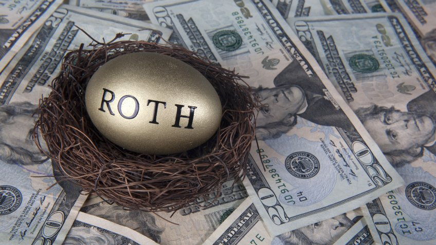 Investing in your retirement.
