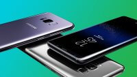 Samsung Launches New Galaxy S8
