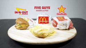 The Real Difference Between These Classic Fast Food Burgers