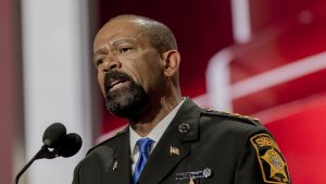Sheriff David Clarke's Net Worth