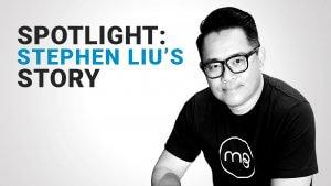 Spotlight: Entrepreneur Stephen Liu's Story