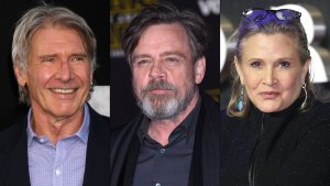 Star Wars: The Force Awakens' Cast: Harrison Ford Net Worth, Mark Hamill Net Worth and Carrie Fisher Net Worth