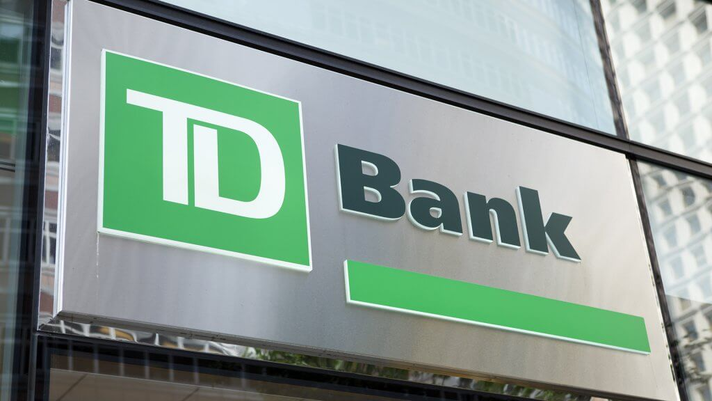 Td Bank Currency Rates