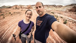 See How One Couple Retired by 35 and Traded in Work for Full-Time Travel