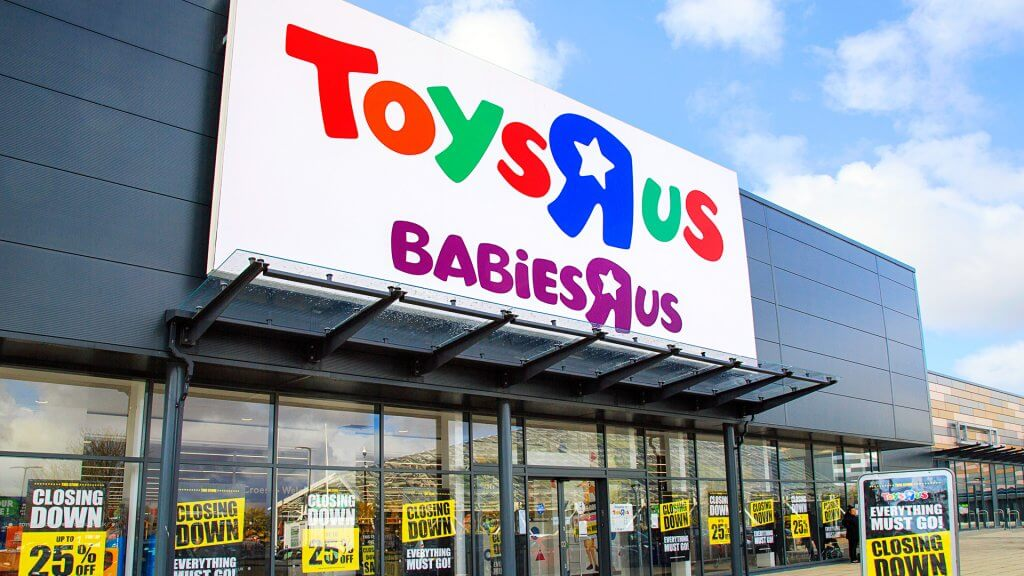 The Ripple Effect Of Toys R Us Closure Will Affect 30 000