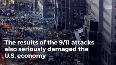 Ways 9/11 Impacted the US Economy