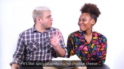 Weirdest Fast Food Taste Test