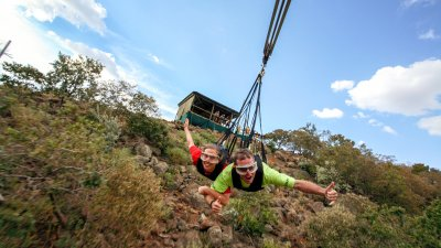 Your Price Tag for These 5 Incredible Zip Lines Around the World