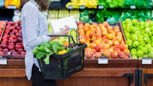 Comparing Grocery Buys at Kroger and Safeway, Section by Section
