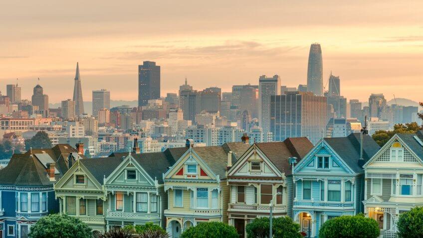 Urban Skyline, City, City Street, Cityscape, Famous Place.