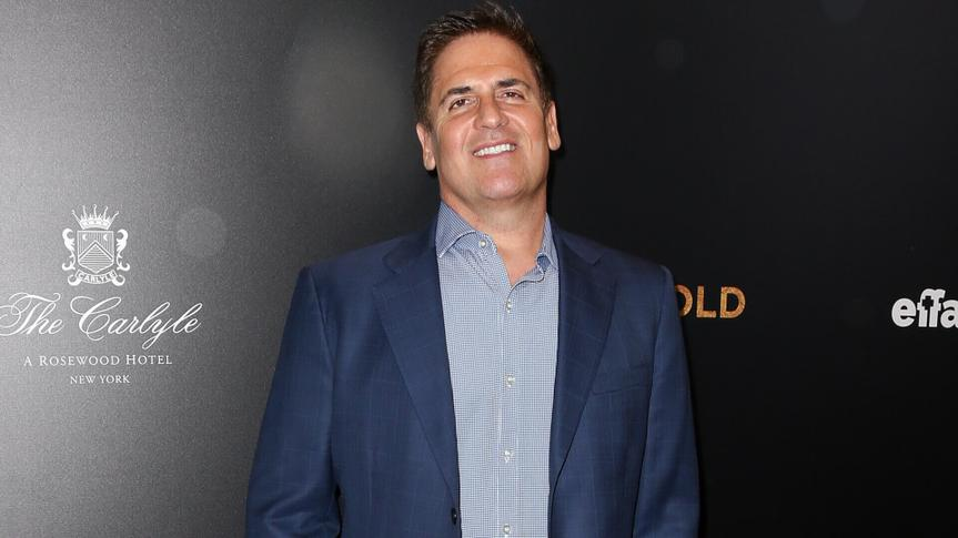 """NEW YORK-MAR 30: TV personality Mark Cuban attends the """"Woman In Gold"""" New York premiere, in conjunction with The Carlyle and ef+facto at the Museum of Modern Art on March 30, 2015 in New York City."""