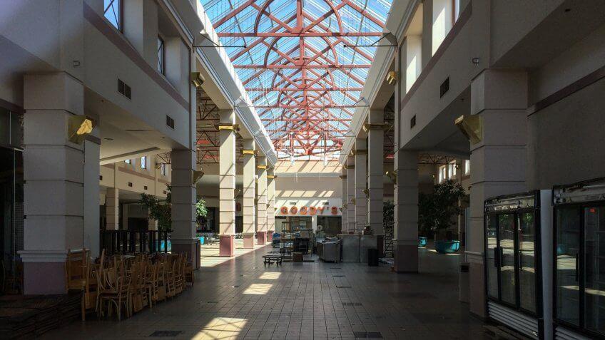 McFarland Mall