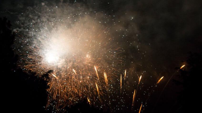 Disneyland, Disneyland Resort, fireworks