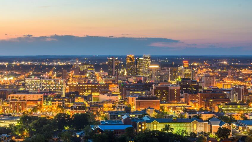 Alabama Birmingham