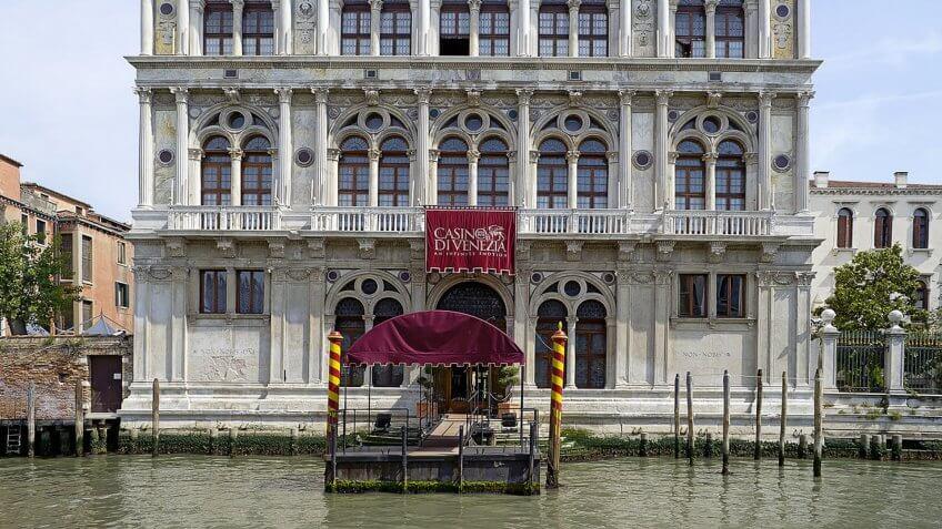 Casino-de-Venezia Italy
