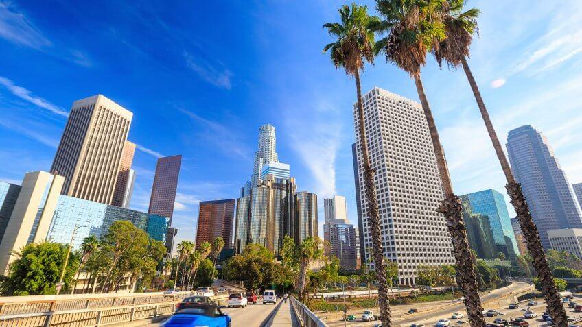 California, Horizontal, Los Angeles, States, america