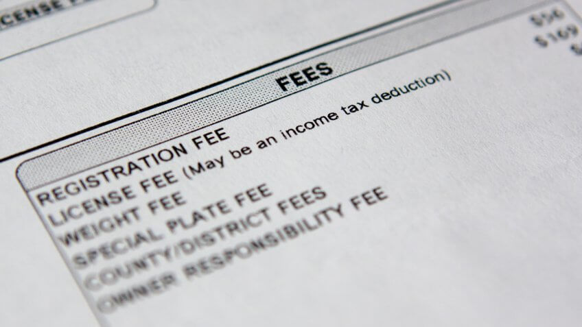 car-registration-fees