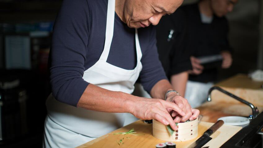 Masa, Masayoshi Takayama, New York