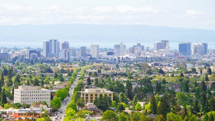 Oakland-California