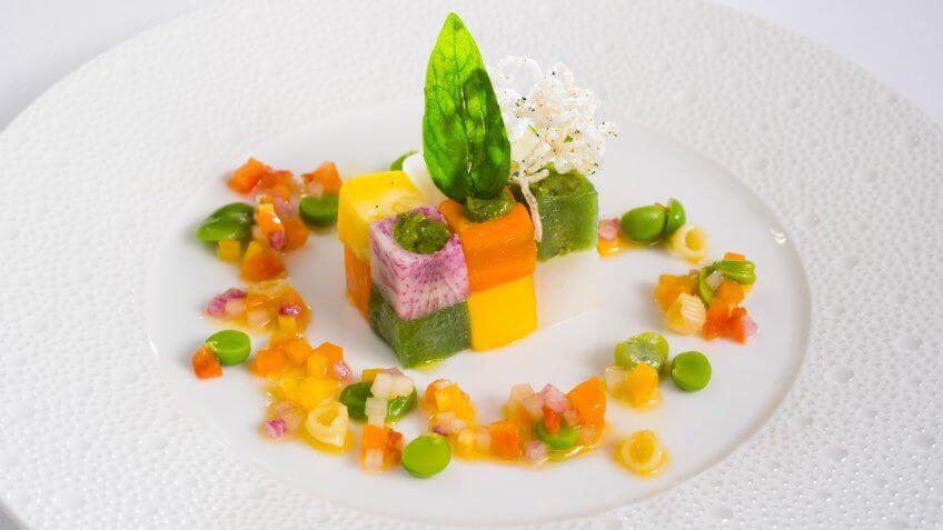 Restaurant Guy Savoy Monnaie — Paris