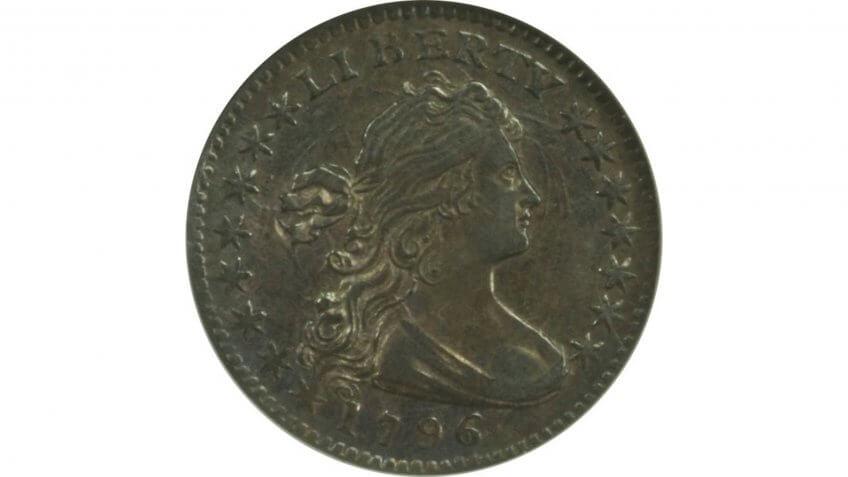 United-States-of-America-1796-Nickel