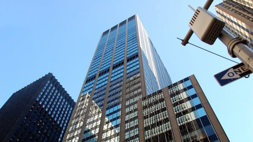 1290 Avenue of the Americas, AMERICA, NYC, New York City, President Trump, homes, real estate