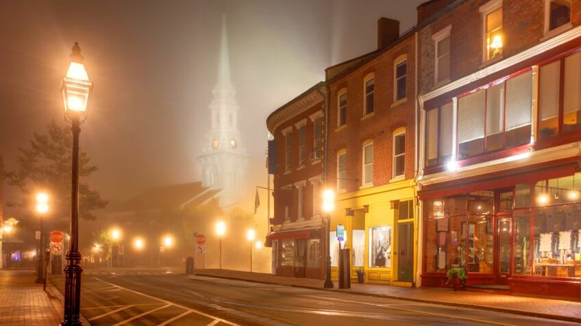 Portsmouth is the third oldest city in the United States and is a historic seaport and popular summer tourist destination only 60 miles from Boston.