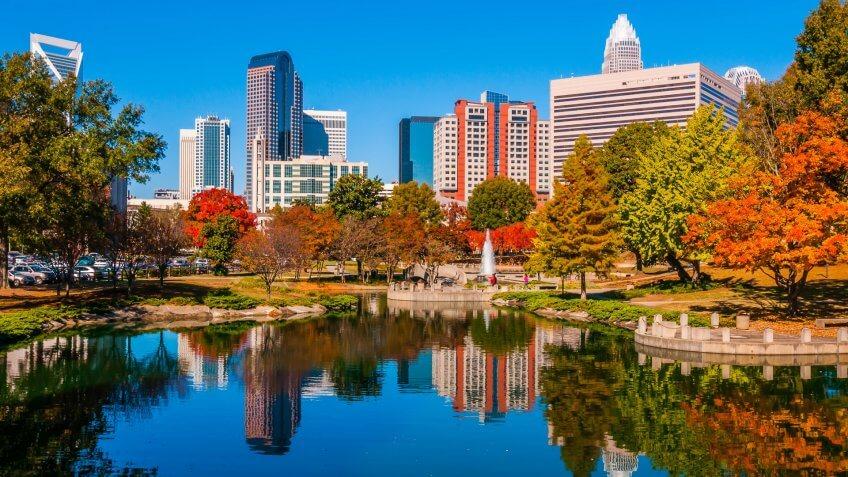 Charlotte-North-Carolina