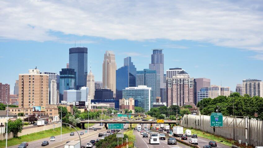 Minneapolis-Minnesota