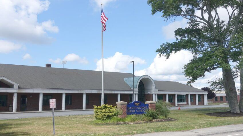 Rhode Island — Barrington School District