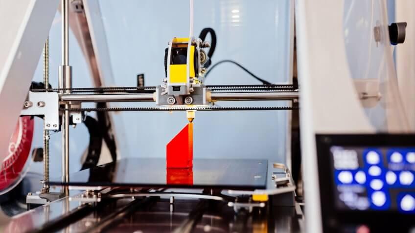 3D Systems (DDD)