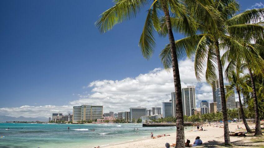 Honolulu-Hawaii-
