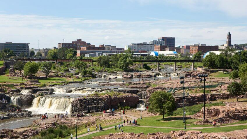 South Dakota Sioux Falls