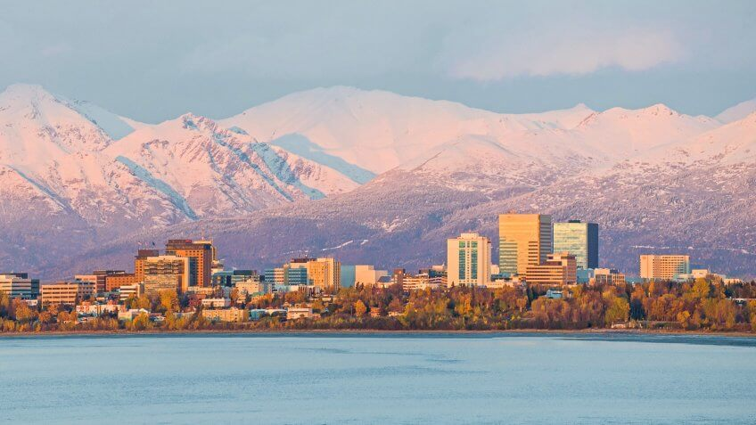 Anchorage-Alaska