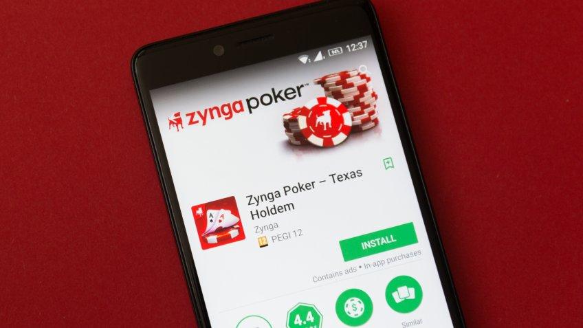 Zynga gambling