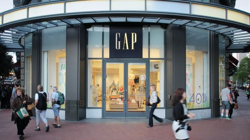 Gap Stores (GPS)