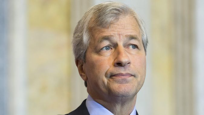 Mandatory Credit: Photo by Michael Reynolds/Epa/REX/Shutterstock (8459706g)Ceo of Jp Morgan Chase Jamie Dimon Participates in a Panel Discussion Entitled 'Financial Inclusion to Advance Global Growth and Equality' During the Financial Inclusion Forum Hosted by the Us Department of the Treasury and the Us Agency For International Development (usaid) at the Treasury Department in Washington Dc Usa 01 December 2015 the Forum Brought Together Leaders From the Us and Foreign Governments Financial Institutions and Other Corporations and Nonprofits; to Discuss Ways to Increase Access to Safe and Affordable Financial Services Epa/michael Reynolds United States WashingtonUsa Financial Inclusion Forum - Dec 2015.