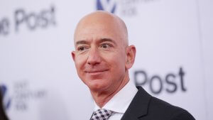 Jeff Bezos' Current Net Worth Makes Him the Richest Man Alive