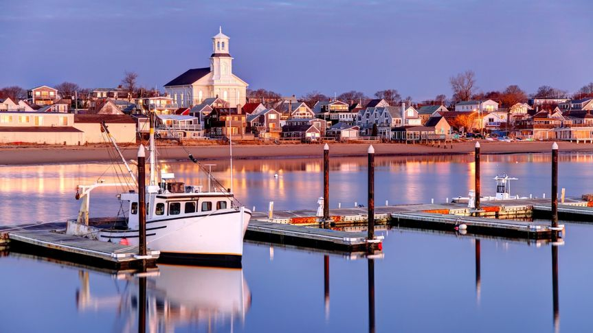 Provincetown is a town located at the extreme tip of Cape Cod.